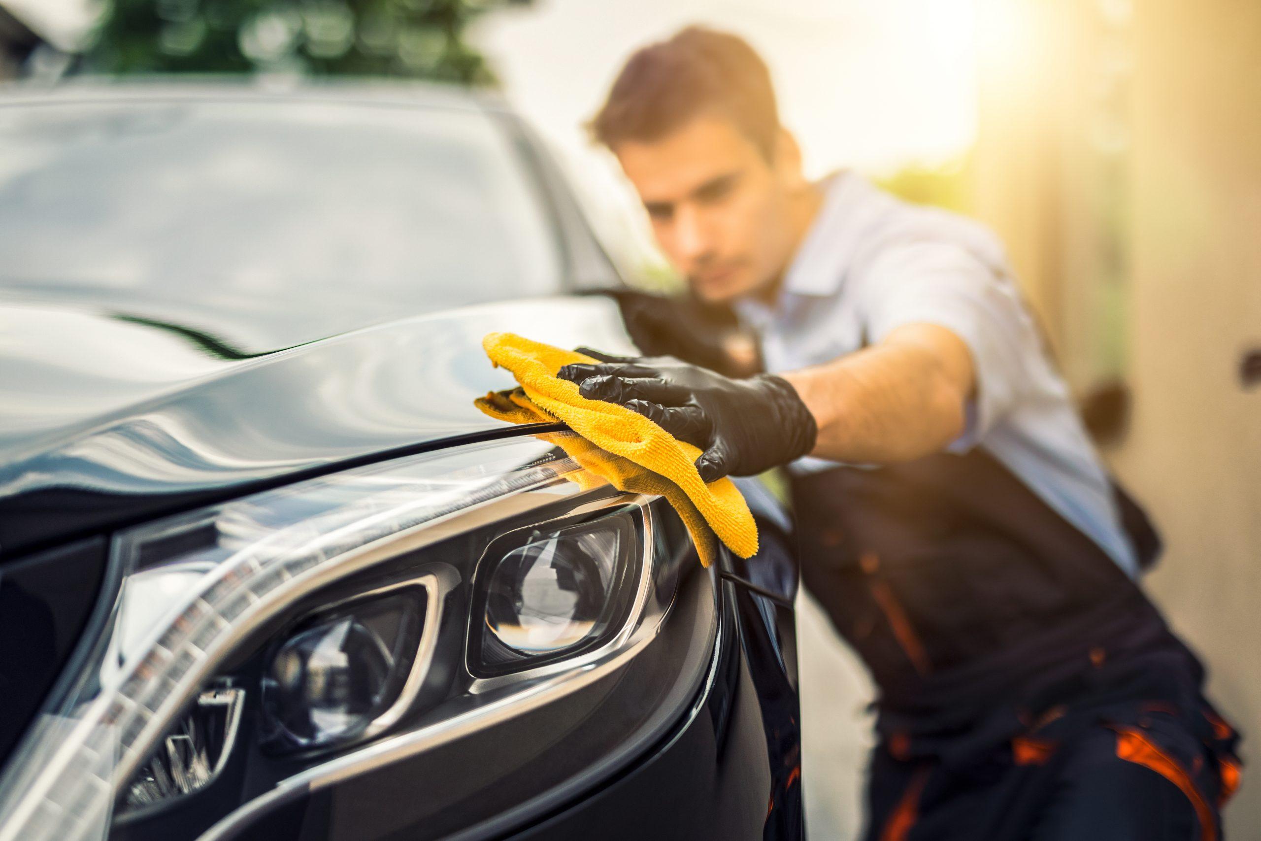 Auto polieren - Anleitung & Tipps