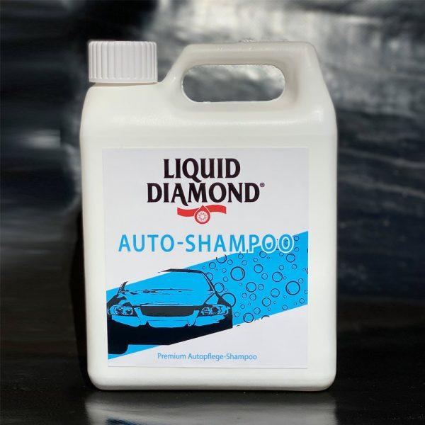 Autoshampoo - Autoaufbereitung und Autoplfege