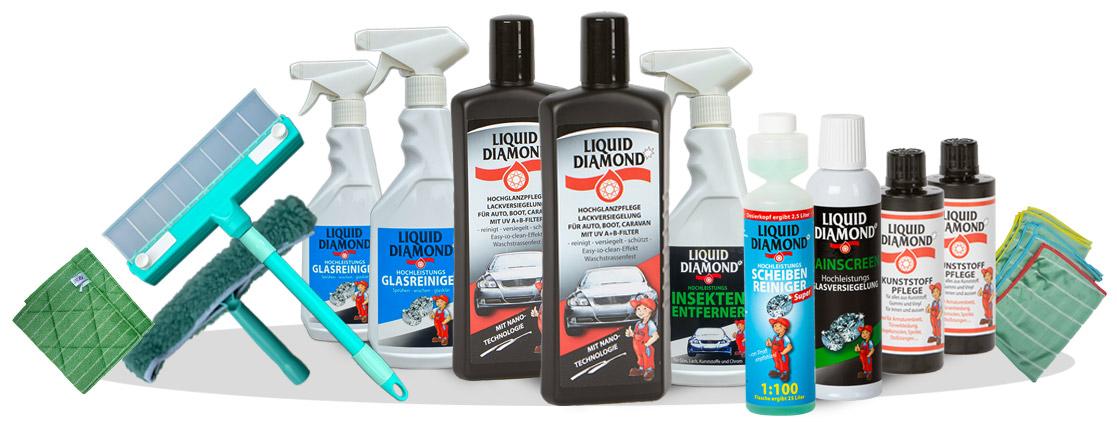 Autopflege Online-Shop
