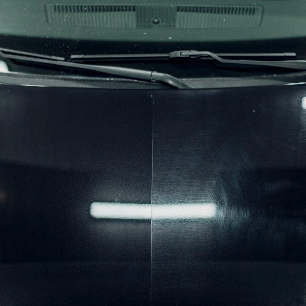 Auto polieren: Feine Lackkratzer selber entfernen